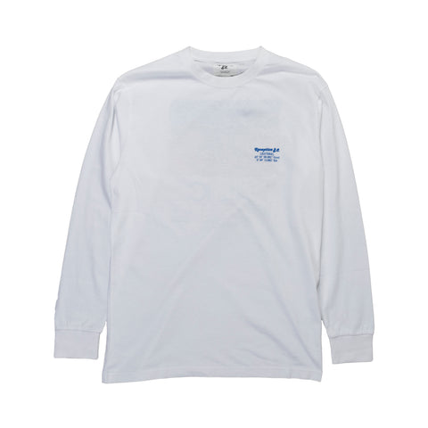 Reception SC Long-Sleeve Tee Shirt L'Esterel Côte d'Azur France Back