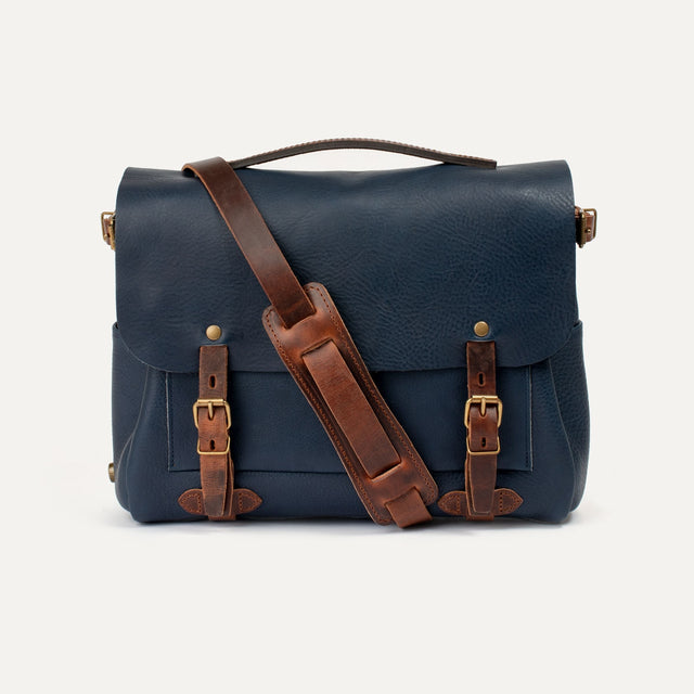 Postman Bag Eclair M - Navy