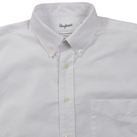 Shirt Oxford One - White
