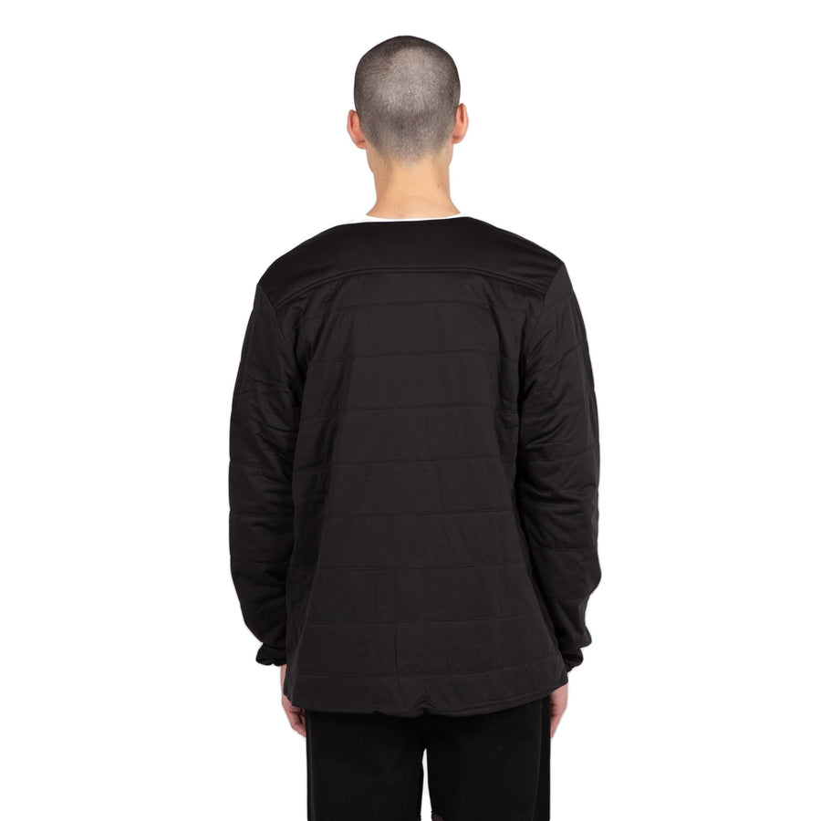 Snow Peak Flexible Insulated Cardigan Black