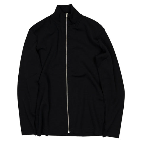 Naval Full Zip Jacket - Navy