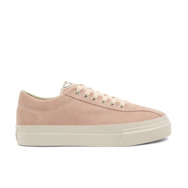 Dellow Suede Dust Pink