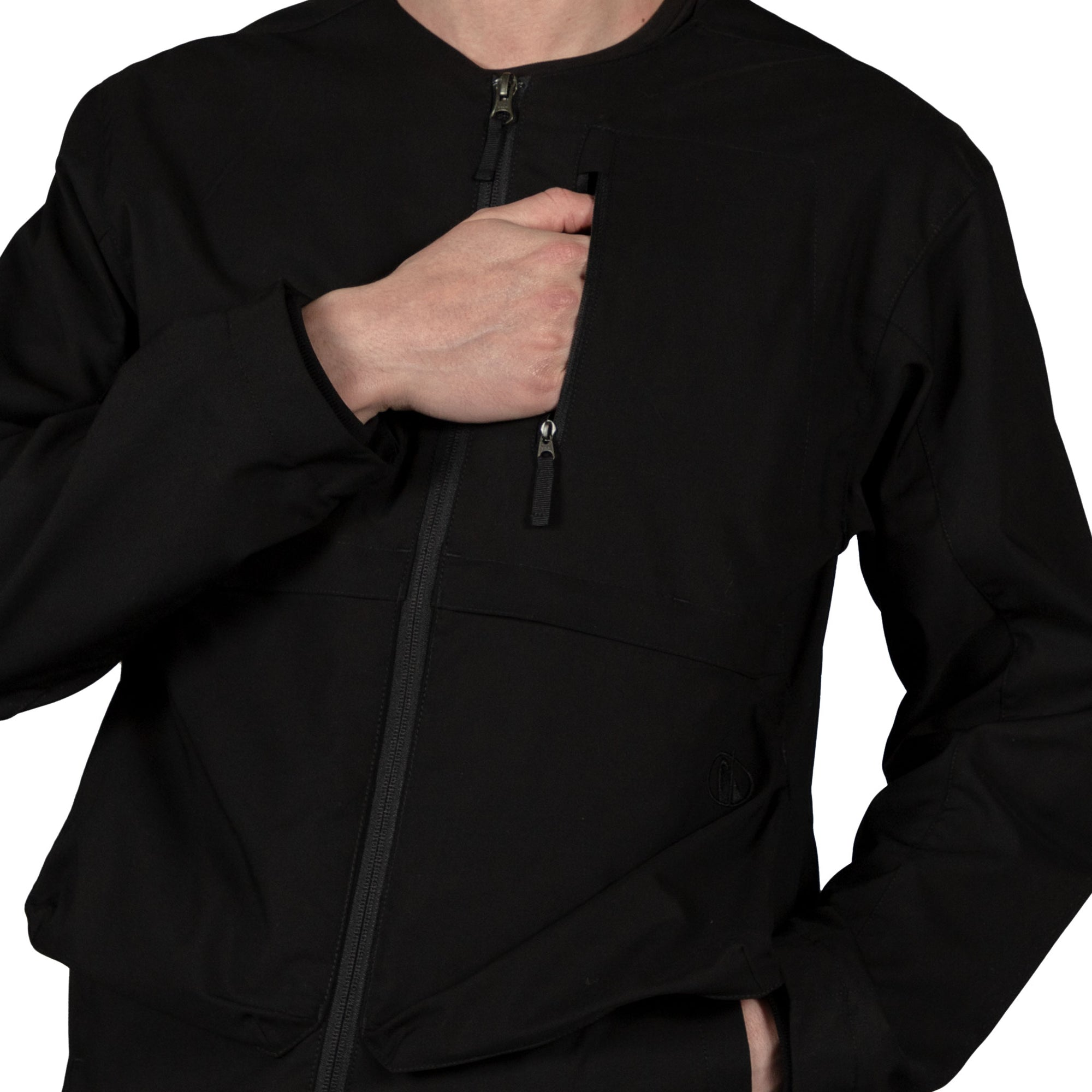 poutnik blade jacket black