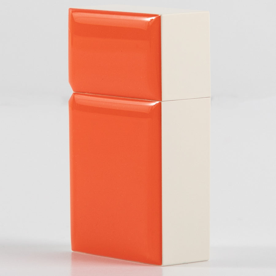 Hard Edge Lighter - Orange