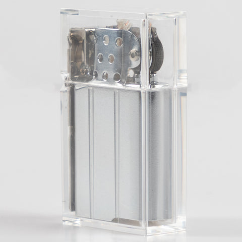 Hard Edge Lighter - Clear