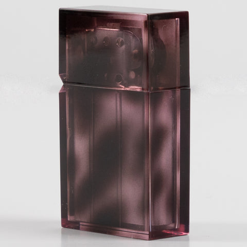 Hard Edge Lighter - Mable Maroon