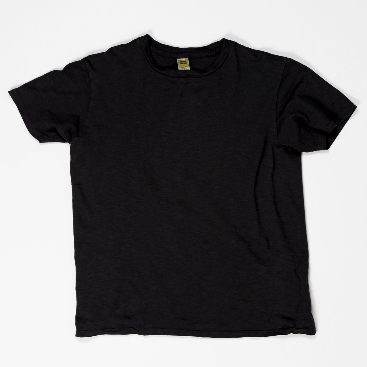 Regular Short Sleeve Tee - Black