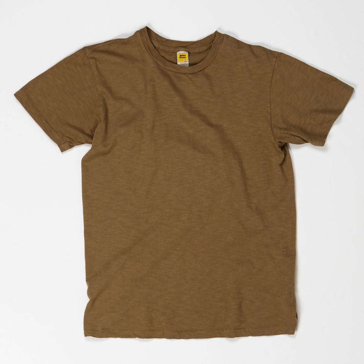 Regular Short Sleeve Tee - Olive