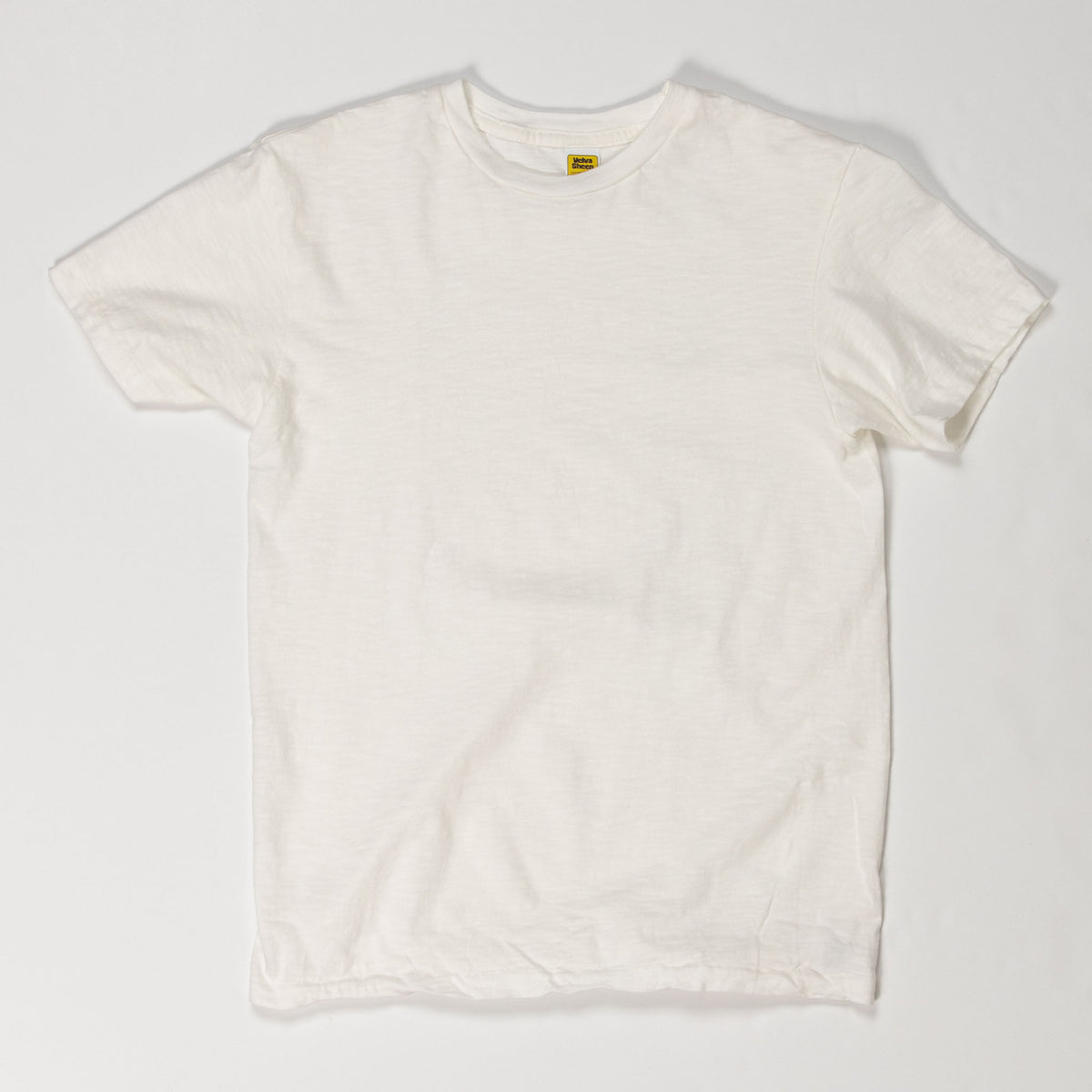 Regular Short Sleeve Tee - White