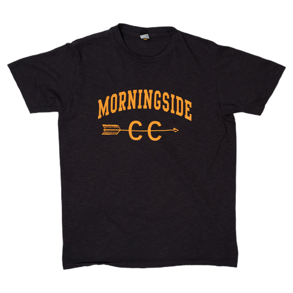 Morning Side Tee - Black