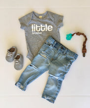 Little Brother T-Shirt or Bodysuit, Matching Little Brother Tee
