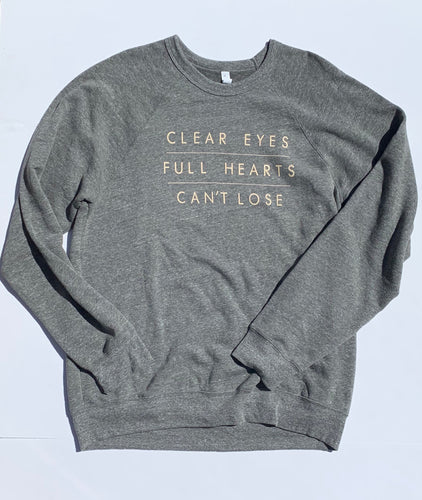 Clear Eyes Sweatshirt