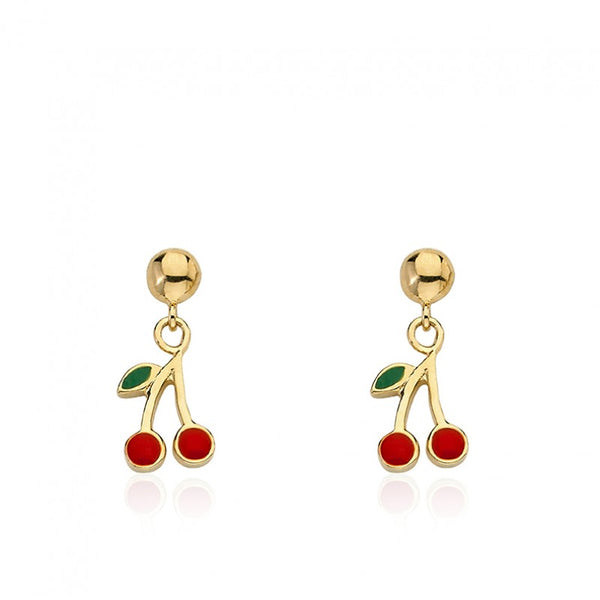 CHERRY CHIC Cherry Dangle Earring