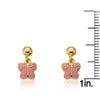 Charming Treats Butterfly Dangle Earring