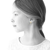 GLITZ BLITZ Crystal Ball Earrings