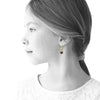 Heart Of Jewels Crystal Hearts Earrings