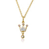 Pretty Princess Crown Necklace