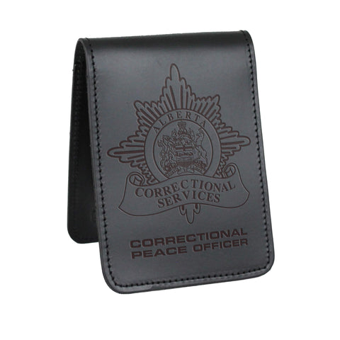 Alberta Corrections Notebook Cover - Notebook Covers - Perfect Fit - 911 Duty Gear - Duty Patrol Gear and Gifts