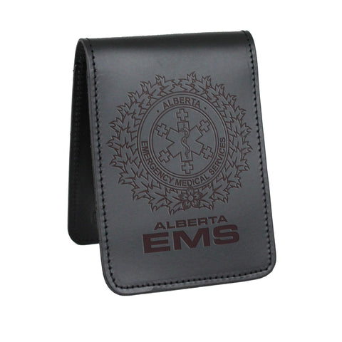 Alberta EMS Notebook Cover-Perfect Fit-911 Duty Gear Canada