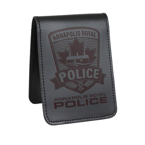 Annapolis Royal Police Notebook Cover-Perfect Fit-911 Duty Gear Canada