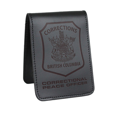 BC Corrections Officer Notebook Cover-Perfect Fit-911 Duty Gear Canada