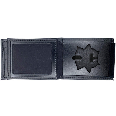 Custom Hidden Badge Wallet (Logo & Badge Cut)-Perfect Fit-911 Duty Gear Canada