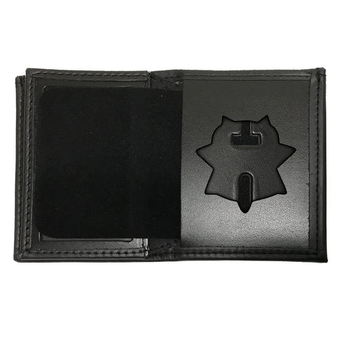 British Columbia Sheriff Badge Wallet - Badge Wallet - 911 Duty Gear - 911 Duty Gear Canada - Duty Patrol Gear and Gifts. Recessed Leather Badge Wallets and ID Holders, Neck & Belt Badge Holders, Notebook Cover for Evidence, Memo book, Triform Notepads for field interviews.