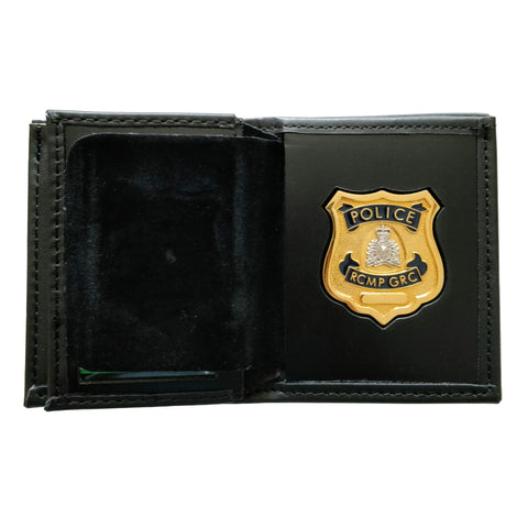 RCMP Badge Wallet - Badge Wallet - 911 Duty Gear - Patrol Gear and Gifts