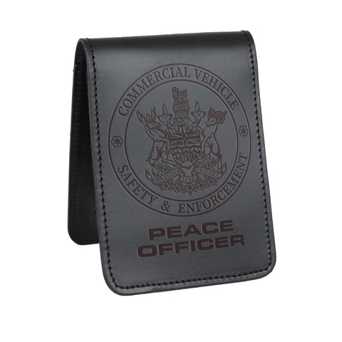 British Columbia CVSE Notebook Cover-Perfect Fit-911 Duty Gear Canada