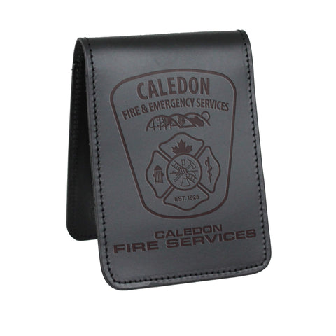 Caledon Fire Notebook Cover-Perfect Fit-911 Duty Gear Canada