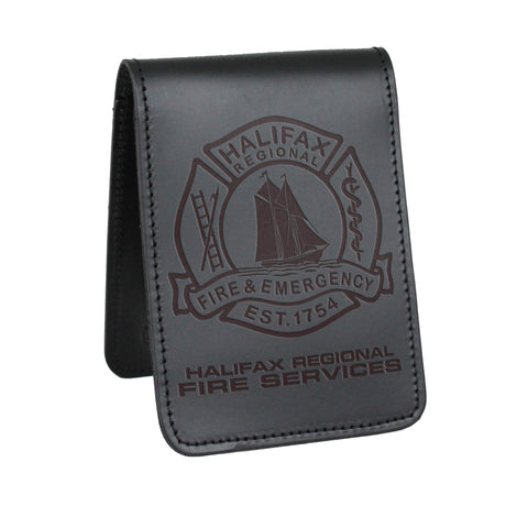 Halifax Regional Fire Notebook Cover-Perfect Fit-911 Duty Gear Canada