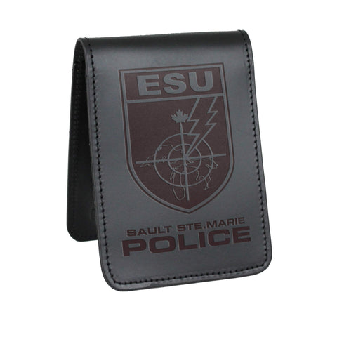 Sault Ste. Marie Police ESU Notebook Cover-Perfect Fit-911 Duty Gear Canada