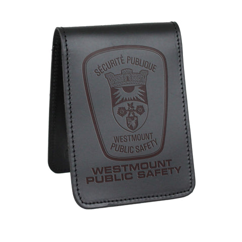 Securite Publique Westmont Public Safety Notebook Cover-Perfect Fit-911 Duty Gear Canada
