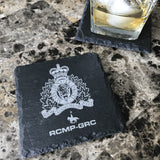 Toronto Police Stone Slate Coasters - Coaster - 911 Duty Gear - Patrol Gear and Gifts