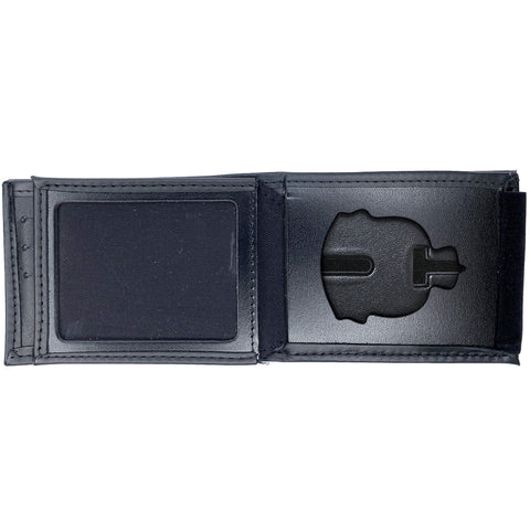 West Vancouver Police Department Hidden Cap Badge Wallet-Perfect Fit-911 Duty Gear Canada