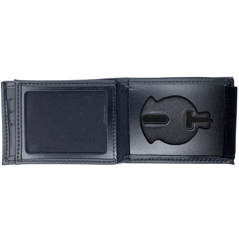 York Regional Police Banner Hidden Badge Wallet - Badge Wallet - Perfect Fit - 911 Duty Gear Canada - Duty Patrol Gear and Gifts. Recessed Leather Badge Wallets and ID Holders, Neck & Belt Badge Holders, Notebook Cover for Evidence, Memo book, Triform Notepads for field interviews.