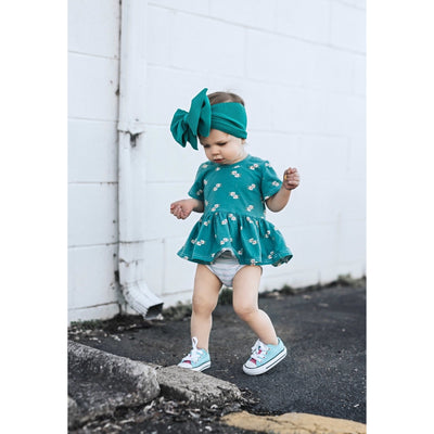 "emerald ""chandler"" headwrap"