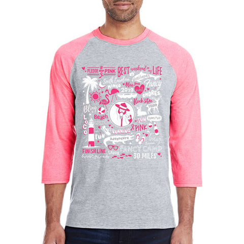 Fancy Camp Raglan Shirt