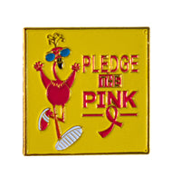 Pledge the Pink Enamel Pins (set of 3)