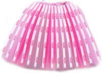 Pledge the Pink Tulle Skirt