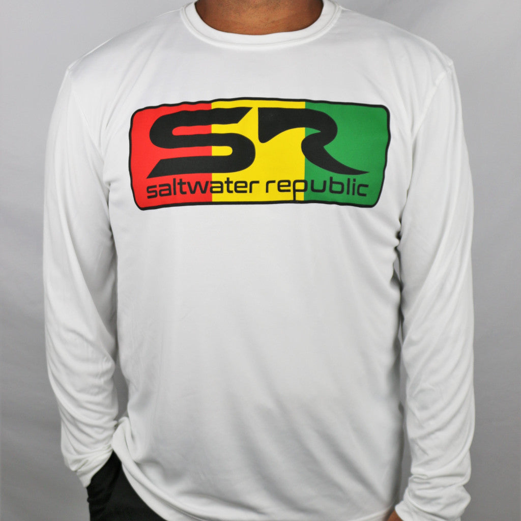 Rasta SR Performance Shirt - White