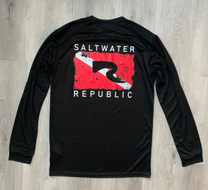 Dive Flag Performance Shirt