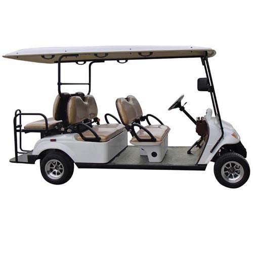 Six Passenger Golf Cart Rental