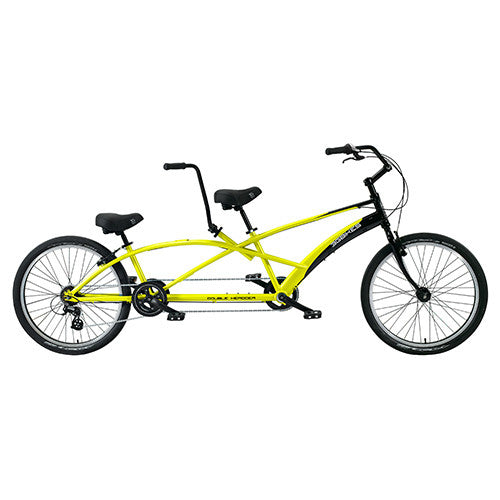 Tandem Beach Cruiser Bicycle Rental