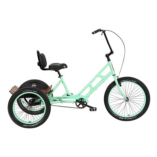 Three Wheel Beach Cruiser Bicycle Rental