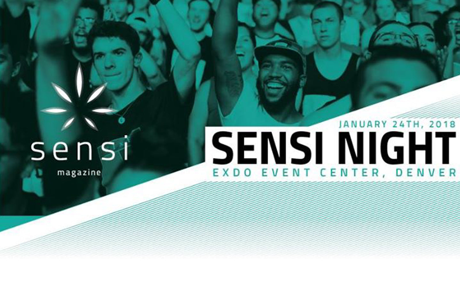 Sensi Night - Denver January 2018