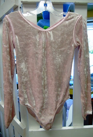 Leotard-Long Sleeve