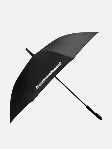Black Walking Umbrella