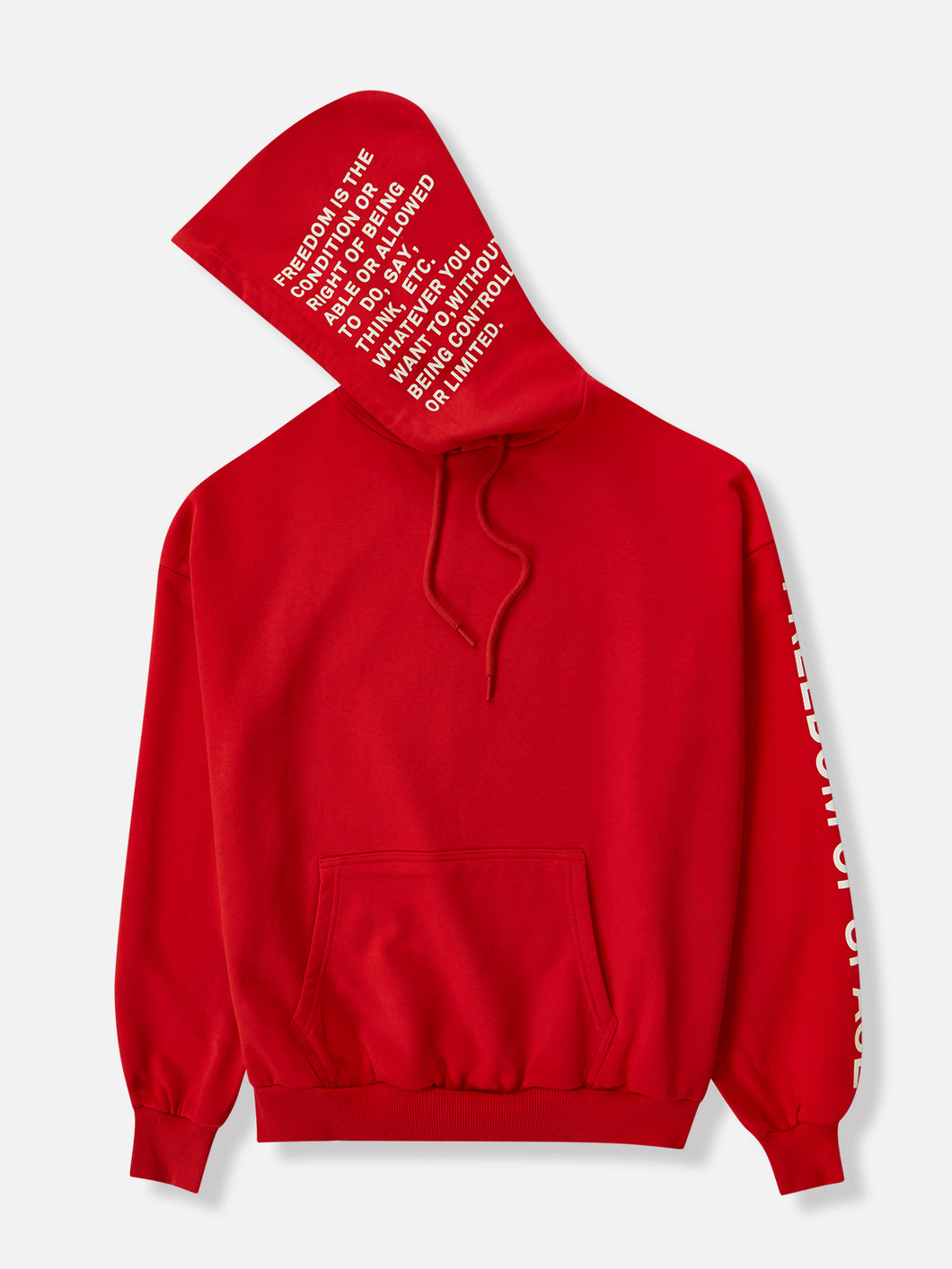 Definition Hoodie Barbados Red