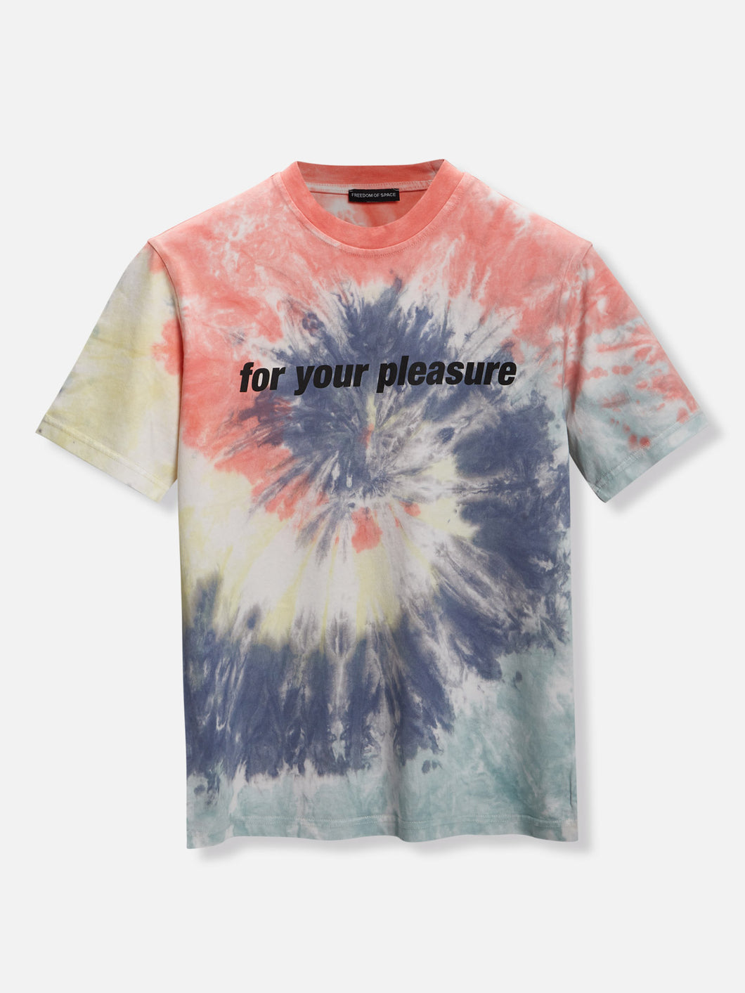 For Your Pleasure Tie Dye T-Shirt